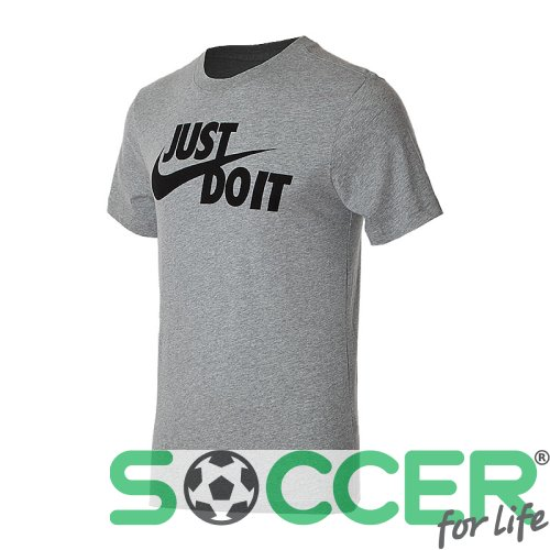 Футболка Nike M NSW TEE JUST DO IT SWOOSH AR5006-063