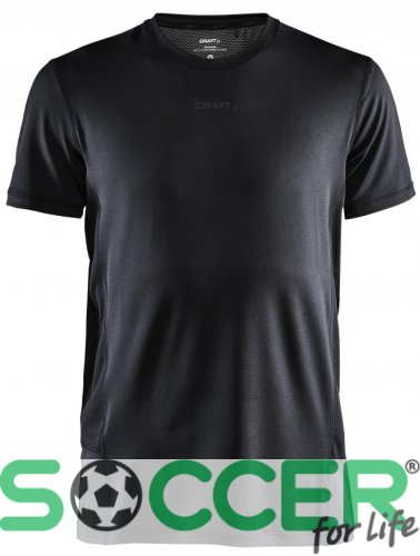 Футболка спортивная Craft ADV Essence SS Tee Men 1908753-999000 цвет: черный