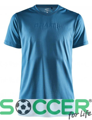 Футболка спортивна Craft CORE ESSENCE SS MESH TEE M 1908786-676000 колір: блакитний