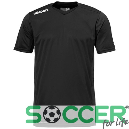 Футболка Uhlsport HATTRICK SHIRT 100325402 колір: чорний