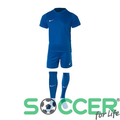 Форма игровая Nike LK NK DRY PARK20 KIT SET K CD2244-463