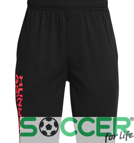 Шорти Under Armour Prototype 2.0 Wdmk Shorts-BLK 1361818-001 дитячі