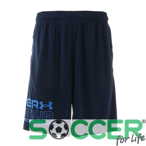 Шорты Under Armour Tech Graphic WM Shorts-NVY 1361510-408
