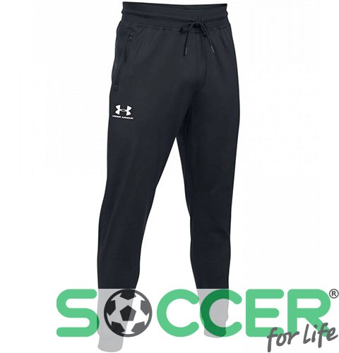 Штани спортивні Under Armour SPORTSTYLE TRICOT JOGGER-BLK 1290261-001
