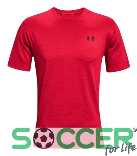 Футболка Under Armour Training Vent 2.0 SS-RED 1361426-600