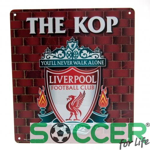�������� Liverpool F.C. The Kop Sign (���������)