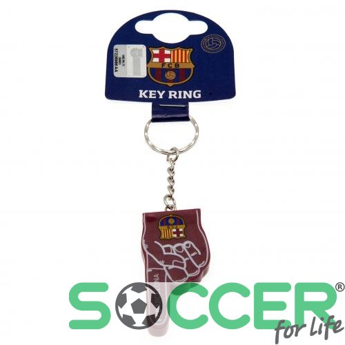 Брелок F.C. Barcelona Key Ring FN (брелок Барселона)