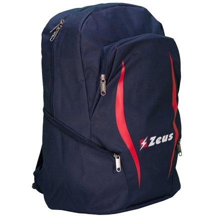 547932738ab2 Заказать Рюкзак Zeus ZAINO MADRID Z00791 цвет: темно-синий/красный в ...