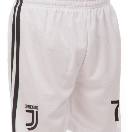Детские футбольные трусы с логотипом ювентус