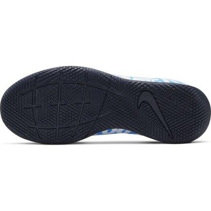 Обувь для зала (футзалки Найк) Nike JR VAPOR 13 CLUB IC AT8169 414 детские (официальная гарантия)