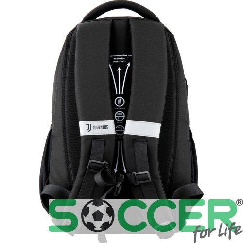 Рюкзак Kite Education FC Juventus JV20-814L цвет: черный