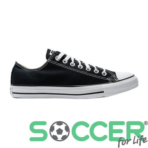 Кеды Converse ALL STAR OX BLACK цвет: черный