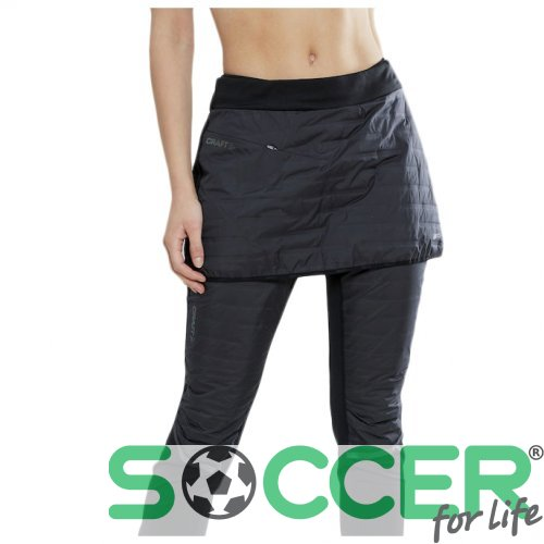 Юбка спортивная Craft SubZ Skirt  1907701-999000 цвет: серый
