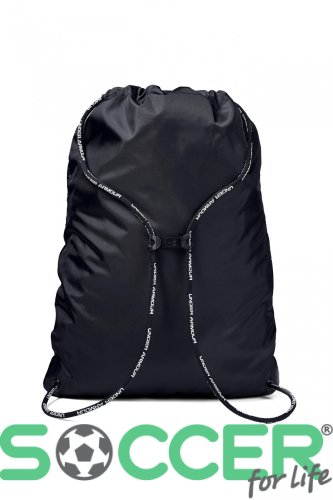 Рюкзак Under Armour Undeniable 2.0 Sackpack-BLK 1342663-001