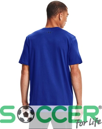 Футболка Under Armour FAST LEFT CHEST 2.0 SS-BLU 1329584-400