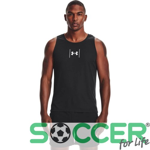 Майка Under Armour Speed Stride Shock Singlt-BLK 1356175-002