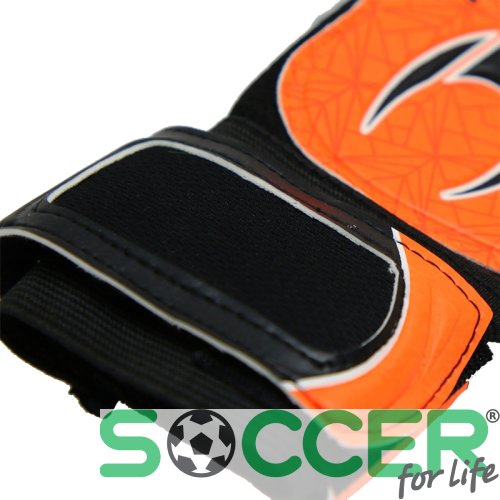 Вратарские перчатки HO SOCCER INITIAL FLAT ARCHITECT ORANGE
