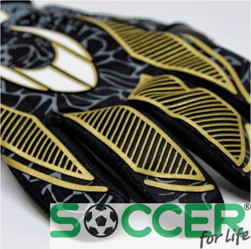 Воротарські рукавиці HO SOCCER FIRST SUPERLIGHT BLACK LEGEND