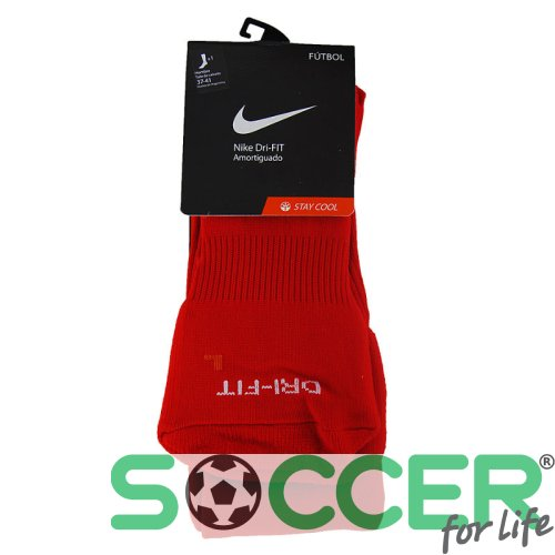 Гетри Nike Classic Football Dri-fit SX4120-601 червоні
