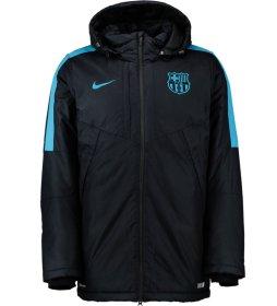 19bcf76a Куртка демисезонная NIKE FCB MFILL JKT 715678-013 цвет: черный