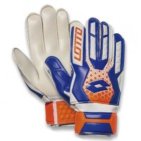 e1cad16a Вратарские перчатки Lotto GLOVE GK SPIDER 800 сине-красные
