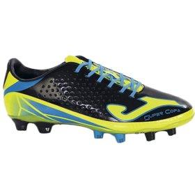 dedfb47a431ebb Бутсы Joma Super Copa SCOMS.401.PM цвет: черный/синий/салатовый