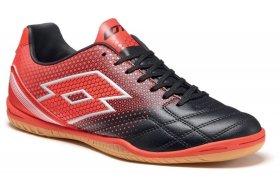 8c7bdb87 Обувь для зала Lotto SPIDER 700 XIII ID S7174 цвет: черно-красный