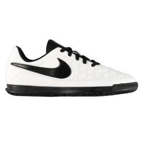 927118b4 Обувь для зала Nike Majestry IC JR AQ7895-107 детская цвет: белый  (официальная