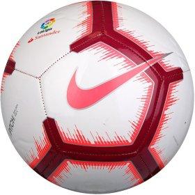 fcb7d19c41fa7f Мяч футбольный Nike La Liga Pitch SC3318-100 размер 4