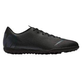 3474c9b0 Многошиповки Nike VAPOR 12 CLUB TF AH7386-001 цвет: черный (официальная  гарантия)
