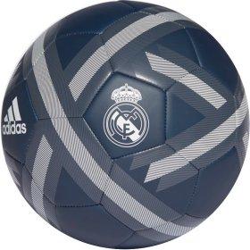 super popular dd96e d0753 Мяч футбольный Adidas Real Madrid FBL CW4157-5 размер 5 цвет  темно-серый
