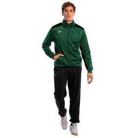 9bbfb497437235 Спортивный костюм Joma CHANDAL ACADEMY 101096.451 цвет: черный/зеленый
