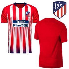 ed268d22 Футбольная форма Atletico Madrid домашняя без номера на спине подростковая