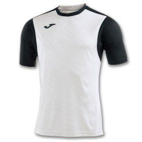 3576aa9a Футболка Joma TORNEO II 100637.201 цвет: белый/черный